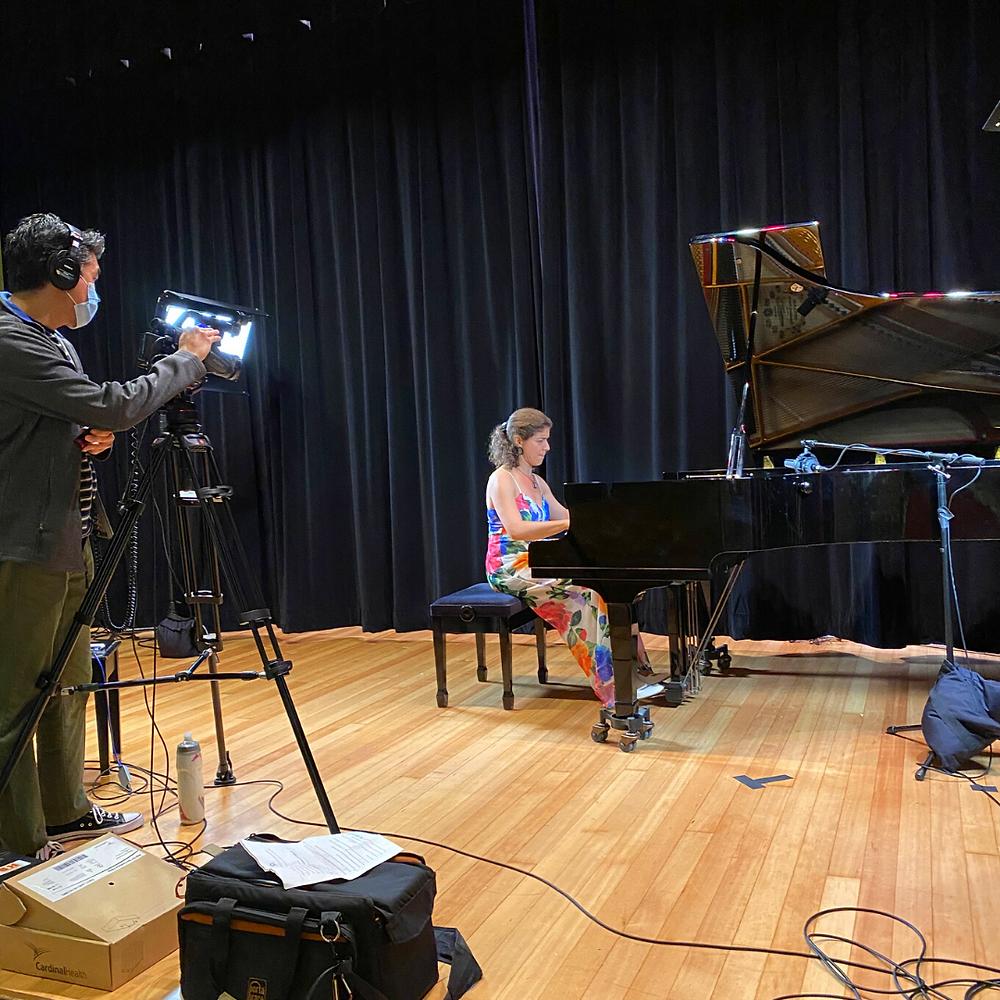 film maker; ucla; music; mindful; documentary