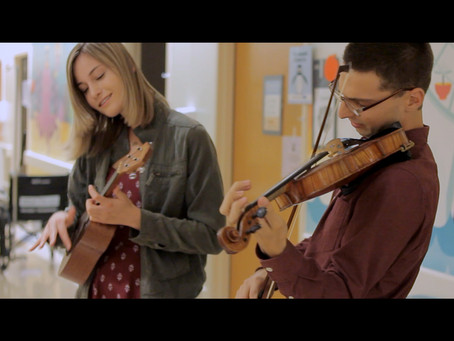 Music Video produced with pediatric patients for UCLA Mattel Children's Hospital
