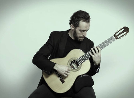 Eclectic & Meaningful: Giovanni Piacentini on Contemporary Classical Guitar