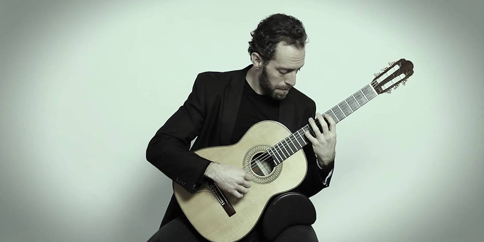 Eclectic & Meaningful: Contemporary Classical Solo Guitar