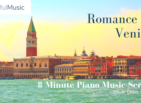 Take 8 Minutes and Experience Romance in Venice