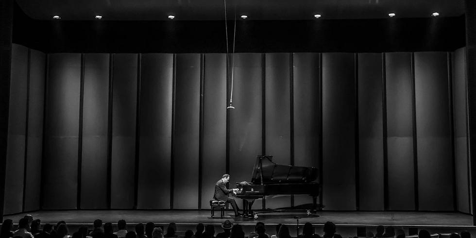 Sounds of Persia featuring Safa Shahidi, pianist & composer