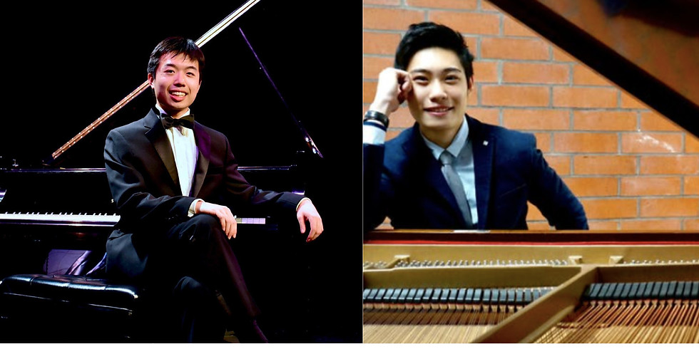 Pianists Perform to Spark Hope & Relaxation  *Livestream Concert*