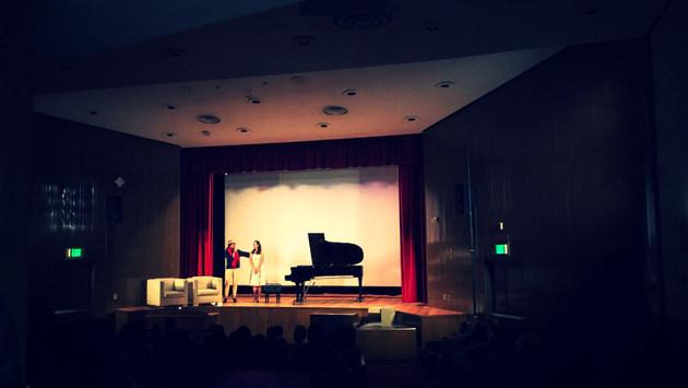 mindful music program at ucla