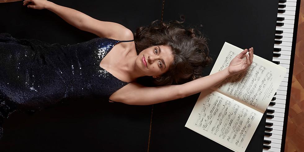 Yamaha Artist, Inna Faliks performs Beethoven to Spark Joy (1)