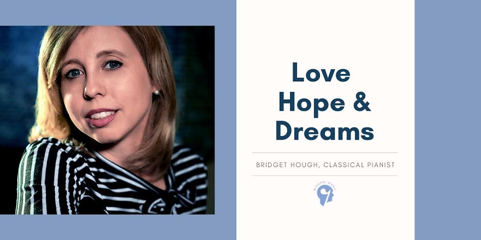 Love, Hope, & Dreams | Piano