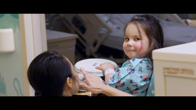 music video for ucla mattel's children hospital