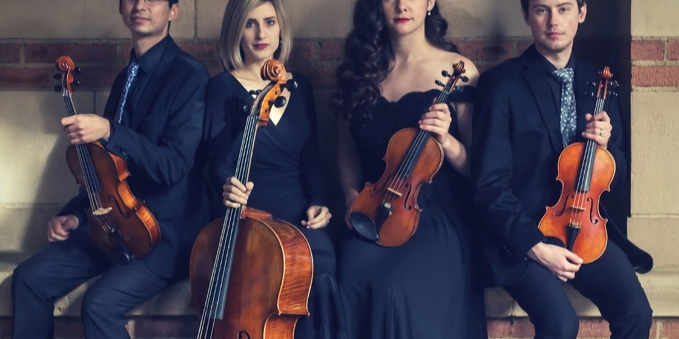 "The Átomos String Quartet debuts ""The Year 1915"" by Kristapor Najarian"