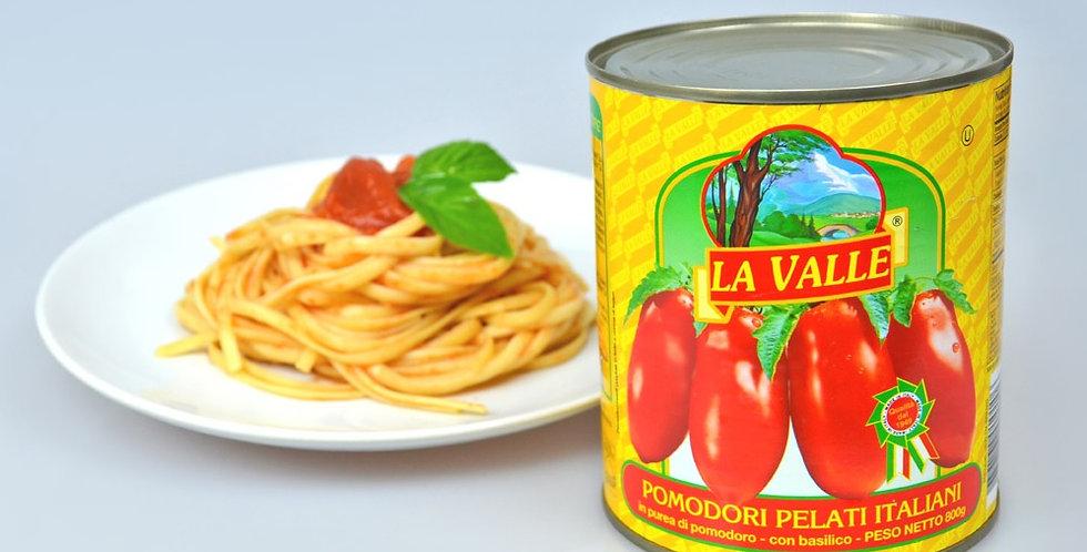 La Valle Italian Peeled Tomatoes