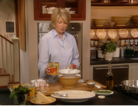Spaghetti 101 with Martha Stewart