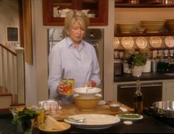 Spaghetti 101 with Martha Stewart