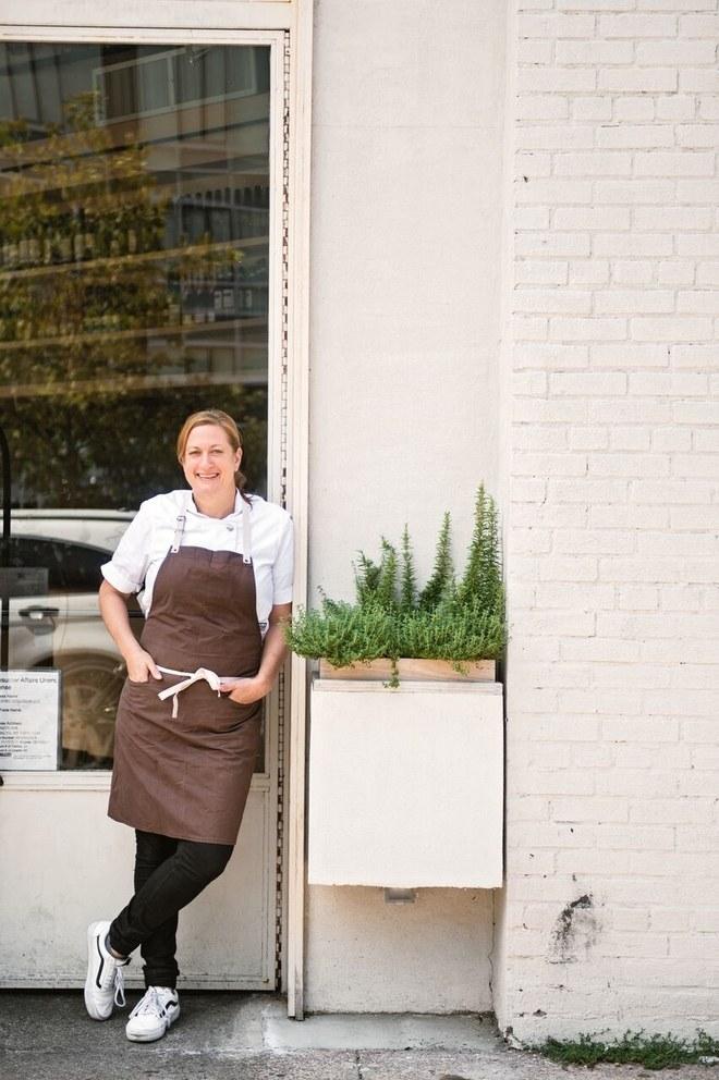 Chef Missy Robbins