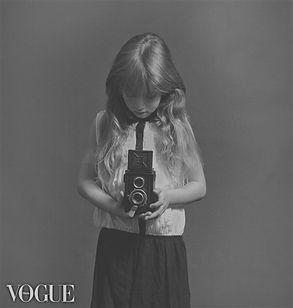 Photographer Irene Sekulic published on PhotoVogue, Vogue Italia