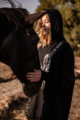Eris Black Campaign shot by Irene Sekulic