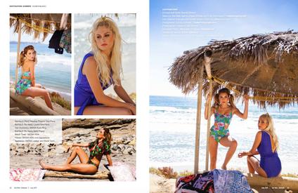 La Jolla Lifestyle Magazine, Hair by Deborah Lynn Arboleda of Beauty Artistree