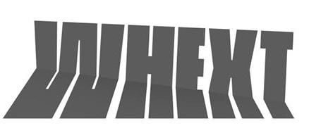 What's Next ? = WHEXT