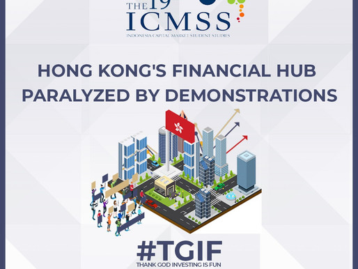 Hong Kong's Financial Hub Paralyzed by Demonstrations