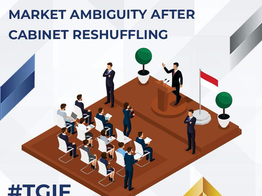 Market Ambiguity After Cabinet Reshuffling