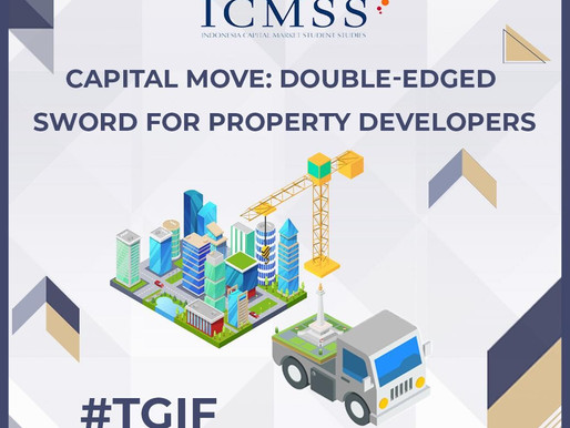 Capital Move: Double-Edged Sword for Property Developers