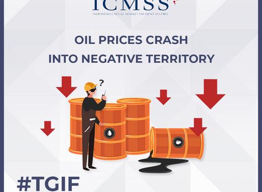 Oil Prices Crash into Negative Territory