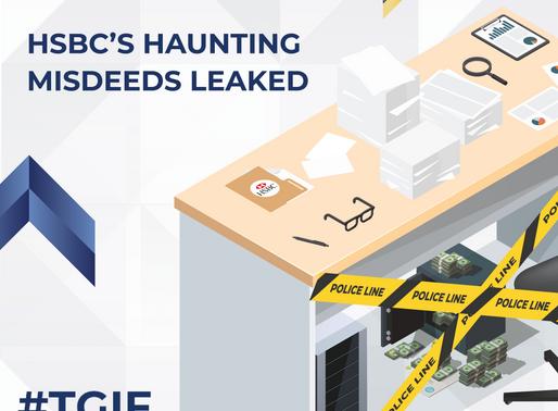 HSBC's Haunting Misdeeds Leaked