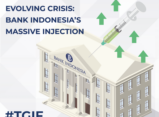 Evolving Crisis: Bank Indonesia's Massive Injection
