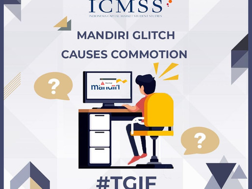 Mandiri Glitch Causes Commotion