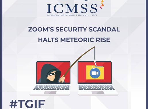 Zoom's Security Scandal Halts Meteoric Rise