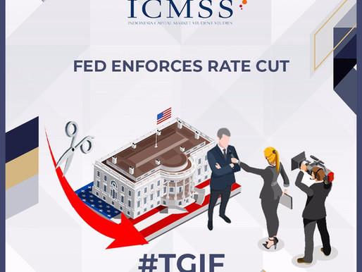 Fed Enforces Rate Cut