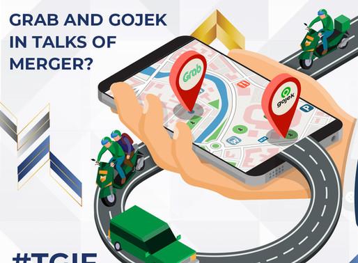 Grab and Gojek in Talks of Merger?