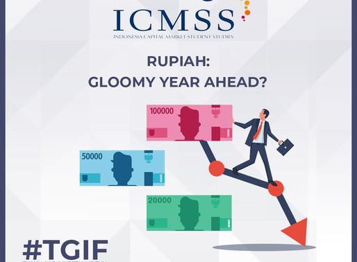 Rupiah: Gloomy Year Ahead?