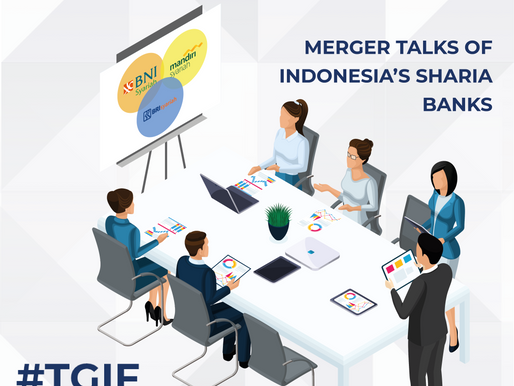 Merger Talks of Indonesia's Sharia Banks