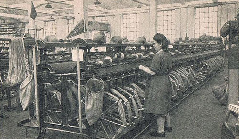 1950 , Spinning Mill