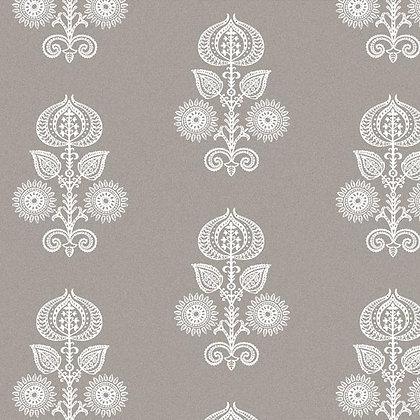Memory Floral Fabric, Natural