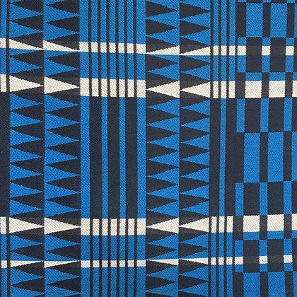 40cm (length) x full width  Africana Upholstery Fabric, Samawati