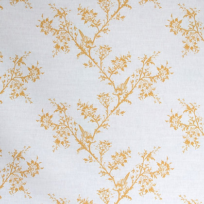 Victorian Tale  (Grand) in Emperor's Gold on White