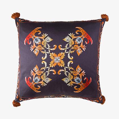 Flame Cushion, Multicoloured