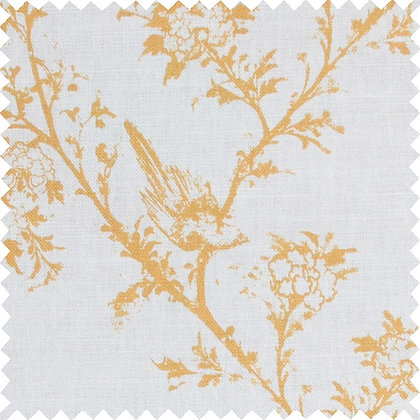 Swatch of Victorian Tale (Grand) in Emperor's Gold on White