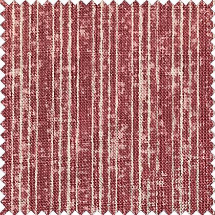 Swatch of Tribes Narrow Stripe, Raspberry