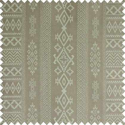 Swatch of Arabica Cotton Fabric, Desert