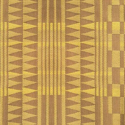 Africana Upholstery Fabric, Kaharabu (Amber)