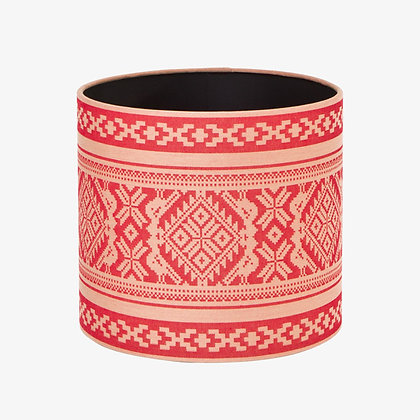Hungarica Small Shade, Red / Gold