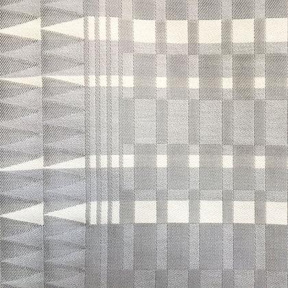 Africana Upholstery Fabric, Kijivu (Grey)