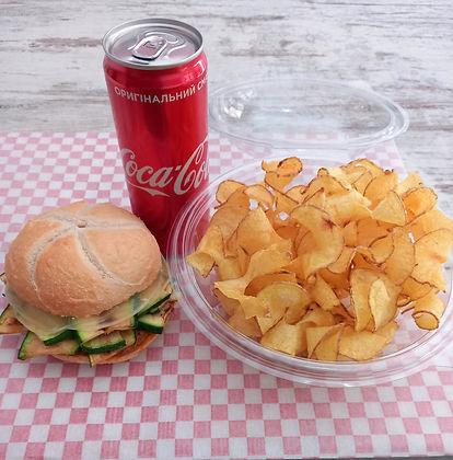 cibo, panino, patatine, menù, promozione, coca cola, delivery, asporto