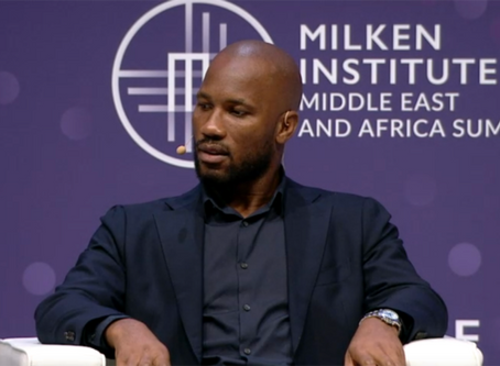 Former athletes share life-lessons at MILKEN MEA Summit
