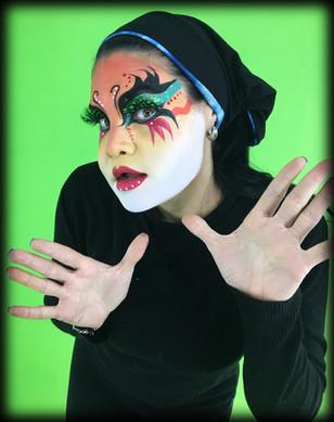 Artistico - Maquillaje Cirque Du Soleil