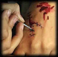 3D - herida