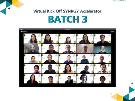 BCA Luncurkan SYNRGY Accelerator Batch 3!