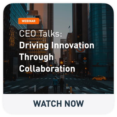 CEO Talks: Driving Innovation Through Collaboration