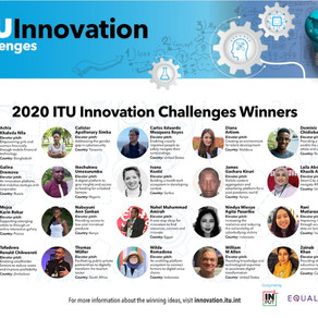 8villages Indonesia has been chosen as a winner in the 2020 ITU Innovation Challenges Winners